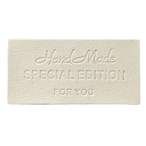 Handmade Special Edition Foryou Wit