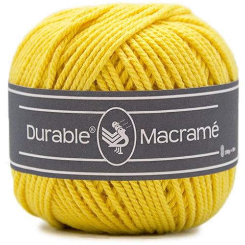 Durable Durable Macrame Bright Yellow
