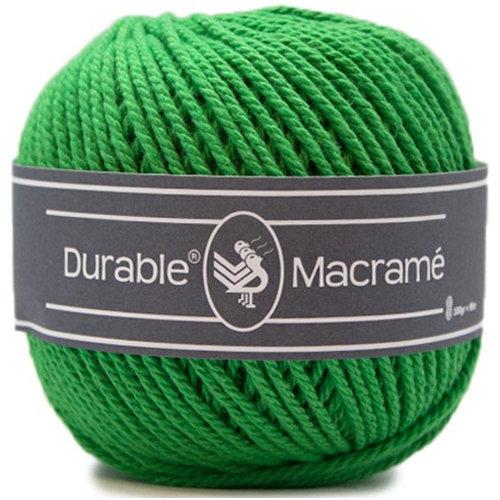 Durable Durable Macrame Bright Green