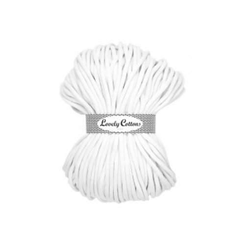 Lovely Cottons Lovely Cottons 9MM White