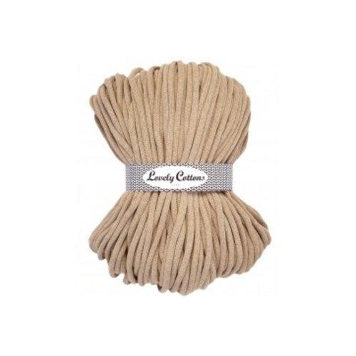 Lovely Cottons 9MM Gevlochten Beige