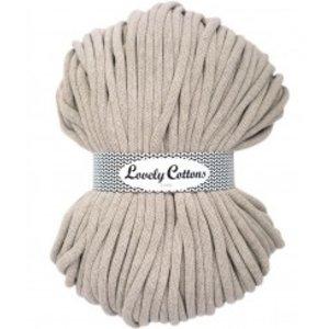 Lovely Cottons 9MM Gevlochten Latte