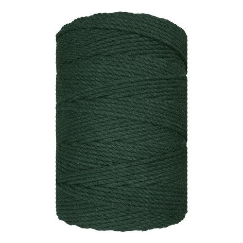 Hearts Triple Twist 3MM Dark Green (200M)
