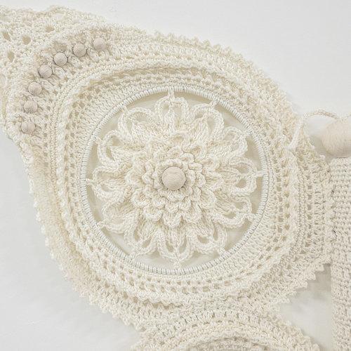 Hearts Vlinder Pakket Kleur White
