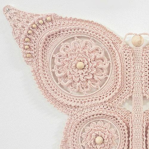 Hearts Vlinder Pakket Kleur Peony Pink