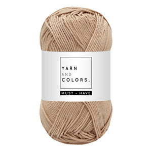 Yarn and colors Must-have Limestone