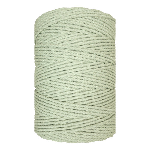 Hearts Triple Twist 3MM Light Olive (200M)