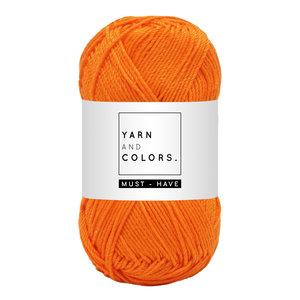 Hearts Mandala Uil Haakpakket Orange