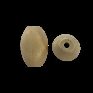 Houten kraal olijf