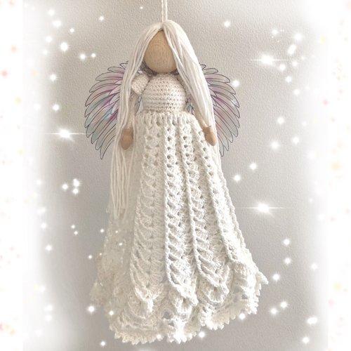 Hearts Engel Haakpakket Marble