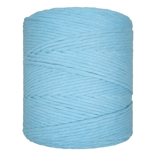 Hearts Single Twist 4MM Baby Blue (440M)