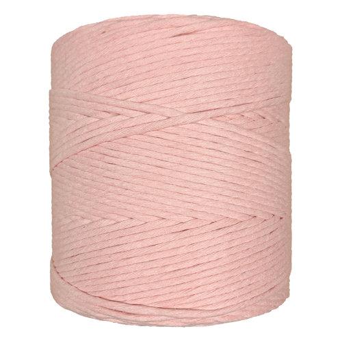 Hearts Single Twist 4MM Baby Pink (440M)