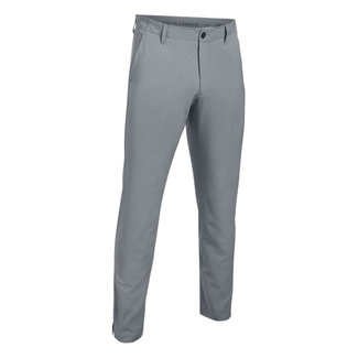 Under Armour MatchPlay Vented Tapered Pants Staal Grijs