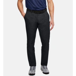 Under Armour Showdown Vented Tapered Pants Zwart
