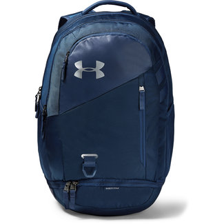 Under Armour Hustle 4.0 Academy / Silver Backpack