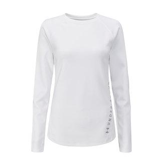 Under Armour Women's ColdGear® Doubleknit Long Sleeve White