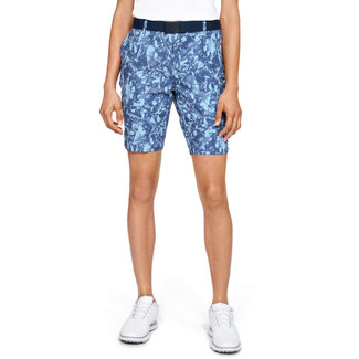 Under Armour Left Printed Short Blue Frost / Blue Ink