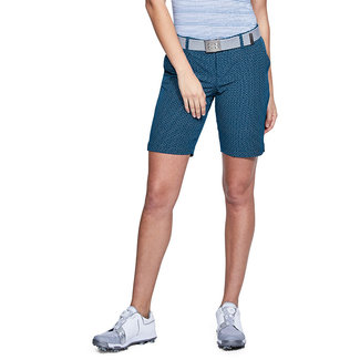 Under Armour UA HG LEFT 9inch SHORT MOROCCAN BLUE