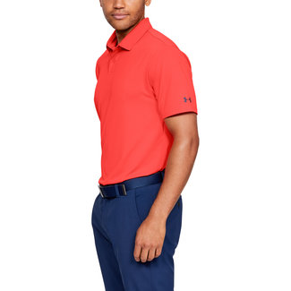 Under Armour UA Crestable Performance Polo 2.0-Beta Red