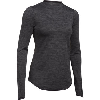 Under Armour UA CG FITTED ARMOUR MOCK CARBON HEATHER