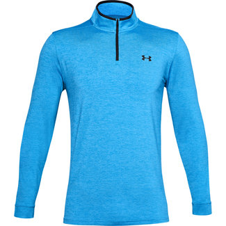 Under Armour Playoff 2.0 1/4 Zip Electric Blue / / Black