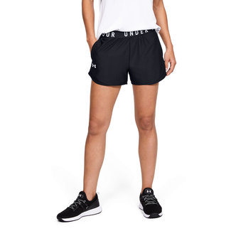 Under Armour Play Up Shorts 3.0-Zwart