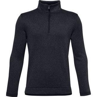 Under Armour UA Sweaterfleece 1/2 Zip Zwart