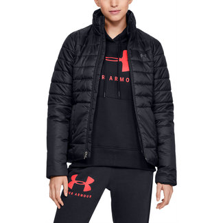 Under Armour UA Armour Insulated Jacket-Zwart