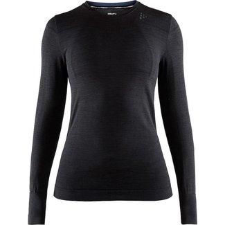 Craft Fuseknit Comfort Rn L / SW Thermoshirt Black
