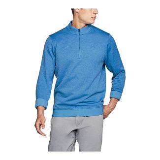 Under Armour Men's UA Storm Sweater Fleece ¼ Zip - Mediterranean