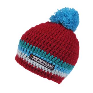 Poederbaas Ski hat - crocheted hat - SchrotterAlm