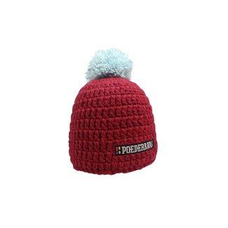 Poederbaas Ski hat - crocheted hat - Kringsalm
