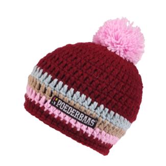 Poederbaas Ski hat - crocheted hat - Zehnerkar