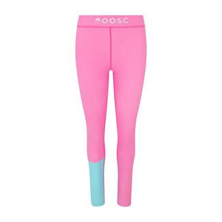 OOSC Bright Pink Women's Baselayer Leggings
