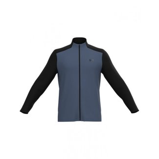 Under Armour UA Storm Midlayer Full Zip-Mineral Blue