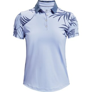 Under Armour UA Iso-Chill SS Polo-Isotope Blue