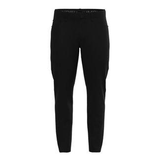Under Armour UA 5 Pocket Pant-Black / White