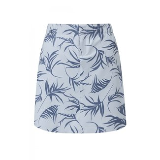 Under Armour UA Links Woven Printed Skort-Isotope Blue / Gray / Floral
