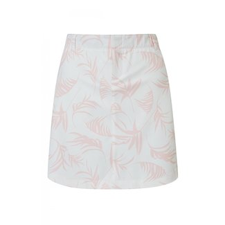 Under Armour UA Links Woven Printed Skort-White / Floral