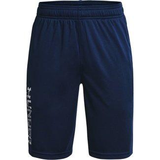 Under Armour UA Prototype 2.0 Wdmk Shorts-Academy / Blue