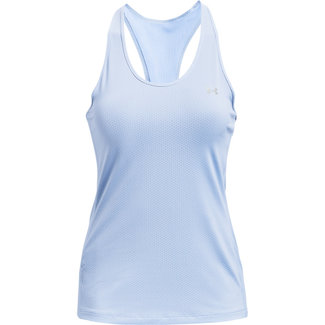 Under Armour UA HG Armour Racer Tank-Isotope Blue