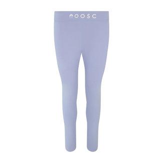 OOSC Pastelkleurige paarse Baselayer-legging voor dames