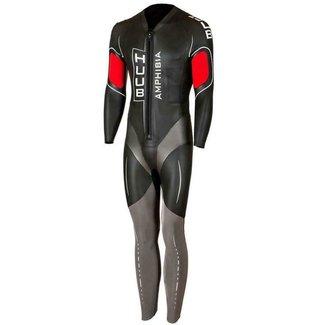 Huub Amphibia Uniseks volledig triatlonpak - uniseks