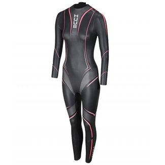 Huub Atana 3: 3 Women Full Triathlon Suit - Pink