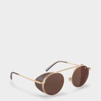 Bogner Sunglasses Bozen - Brown / Gold - Unisex