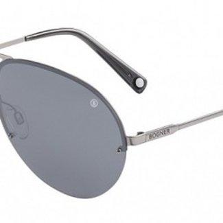 Bogner Sunglasses Zurich - Ruthenium / Gray