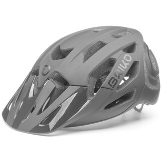 Briko Sismic Bike Helmet Matt Shiny Black