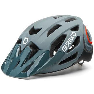 Briko Sismic Bike Helmet Matt Dark Grey