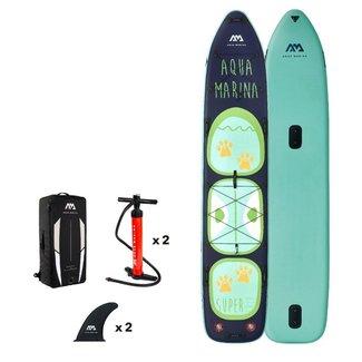 Aqua Marina Super Trip Tandem Inflatable SUP Board 2021