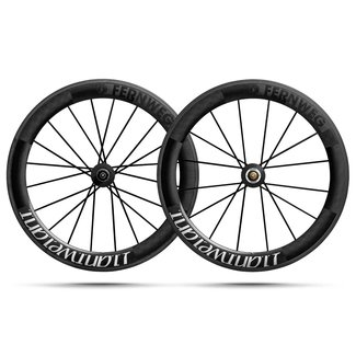 Lightweight Lightweight Fernweg Evo Tubeless Wheelset